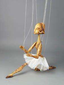 marionette by Pani Pitrova
