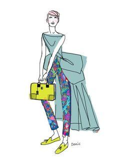 Envoyée Spéciale Fashion Week Chic & Geek @Eudoxie Dlrdc