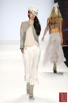 Project Runway Season 12 - Alexandria Finale Show at NY Fashion Week