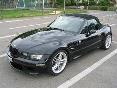 BMW Z3 black #11