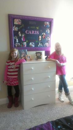 Ann decorating Room Caris