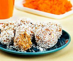 Recept: Morotsbollar med kardemumma
