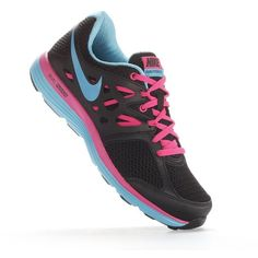 Nike Dual Fusion Lite High-Performance Running Shoes - Women