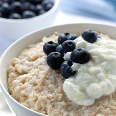 Creamy Oats & Fruit Pudding Recipe: This creamy, rich oat pudding will keep you warm on a cool day, and comforted when the weather heats up.
