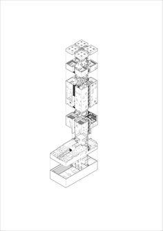 Selected Undergraduate Design Studio Projects--Design III Spring 2015 | The Cooper Union