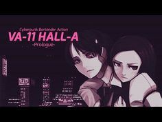 VA11-HALL-A. A bartending sim set in a cyberpunk dystopian future. $5 for the prologue.