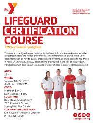 13 Best Lifeguard Certification Images Lifeguard