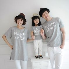 Summer Family Outfits Matching couple Clothes Cotton Short sleeves T-shirt Father Son Family Clothing For Mother Daughter BC1082
