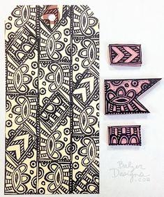 7-finalprint-wm....blog post about how Julie Fei-Fan Balzer created interlocking carved stamps