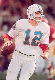 Miami Dolphins Bob Griese