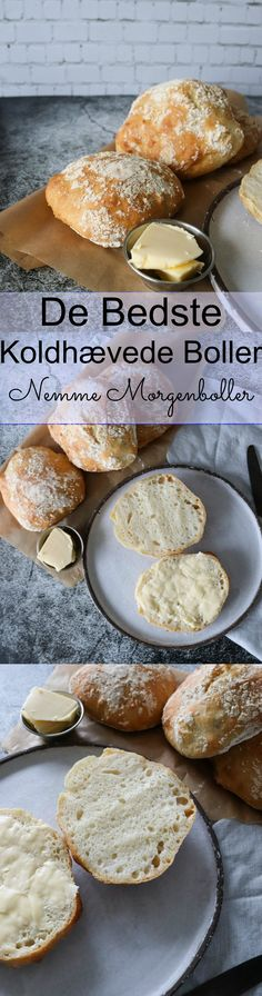 Jubii Webmail :: Bageopskrifter, God mad og flere idéer i dem Baking Recipes, Real Food Recipes, Snack Recipes, Yummy Food, Vegan Baking, Bread Baking, Danish Food, Eat Smart, Different Recipes