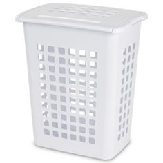 Laundry Bags At Walmart Glamorous Ultra Square Laundry Basket  Laundry Laundry Rooms And San