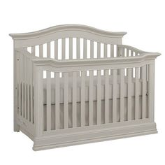 "Baby Cache Montana Lifetime Convertible Crib - Glazed White - Baby Cache - Babies ""R"" Us"