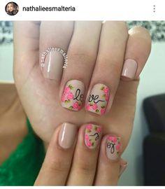 Beauty Tips, Beauty Hacks, Hair Beauty, Cool, Nail Designs, Roses, Nail Art, Nails, Beautiful