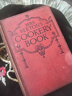 Hey, I found this really awesome Etsy listing at https://www.etsy.com/listing/187329441/antique-cookbook-mrs-beetons-cookery