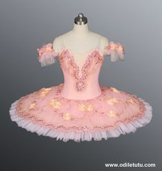 Professional Ballet Tutu Performance Nutcracker Marzipan Pink Dance Costume in Clothing, Shoes & Accessories | eBay