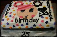 Tokidoki Custom Cake