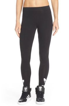adidas Originals Trefoil Leggings available at #Nordstrom