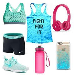 """""""Workout"""" by brynn-cece-cunningham on Polyvore"""
