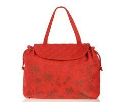 Vanessa Boulton handbags - love this red!