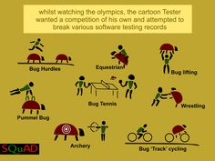 #softWareTesting #Olympics #Competition.... Log on to http://www.squadinfotech.in/