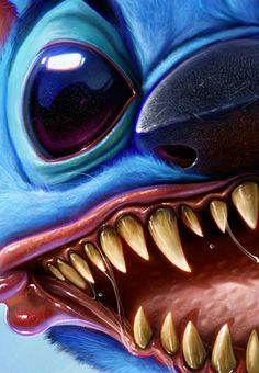 Stitch, by Dan LuVisi