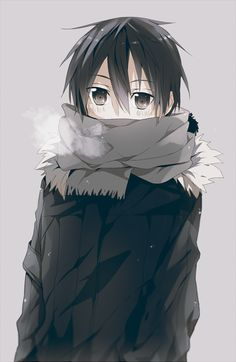 Badass Kirito great story and the best anime show ive seen another fine Peice of work