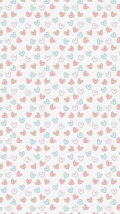 Hearts walppaper wallpaper backgrounds, iphone wallpaper e p