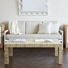 Parsons Coffee Table - Bungalow 5