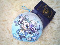 Magical Snow Miku 2014 Mascot Plush Screen Cleaner Strap RARE Prize Item   eBay