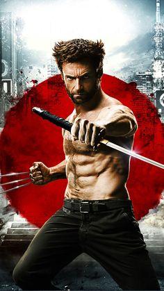 "Wallpaper for ""The Wolverine"" (2013) Logan Wolverine, Marvel Wolverine, Marvel Dc, Wolverine Poster, Wolverine Movie, Logan Xmen, Wolverine Tattoo, Gambit Marvel, Hugh Jackman"