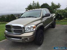 Dodge: Ram 3500 3500 HD #dodge #ram3500 #forsale #canada