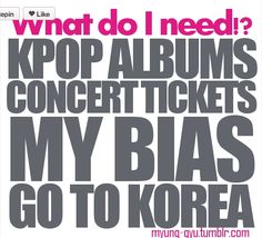 And posters and other Kpop merchandise xD #kpopneeds