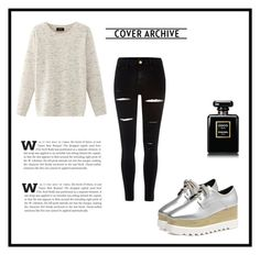 """Untitled #2"" by neno-957 ❤ liked on Polyvore featuring Nolita and River Island"