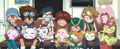 Digimon *-* my childhood!!!!!!! Loved this show so much!!!
