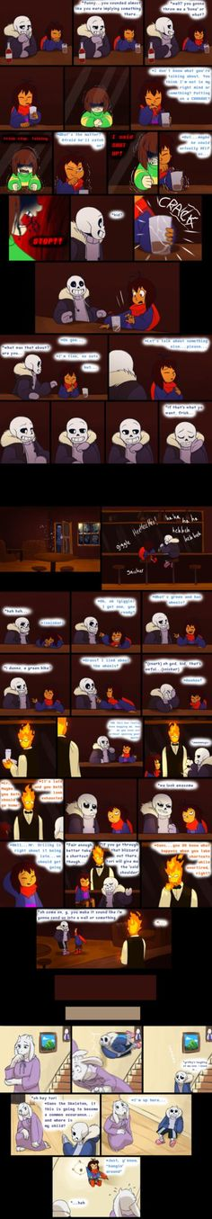 funny enough this was going to be two pages. hmm...interesting word choice, Frisk... last page:tc-96.deviantart.com/art/Ender… next page:tc-96.deviantart.com/art/Ender…
