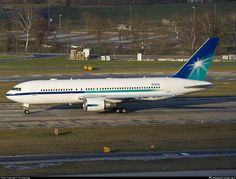Saudi Aramco Boeing 767-2AX/ER N767A at Zürich-Kloten, January 2016. Saudi Aramco is one of the world's largest producers of crude oil. (Photo: Christian Jilg)