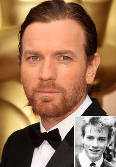 Ewan mcgregor redhead photos
