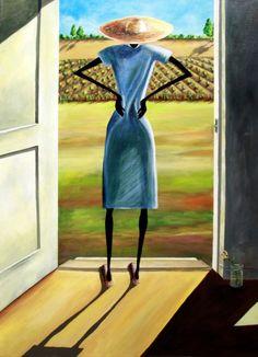Black Art, African American Art, Heritage Art Gallery  http://carloscuzan.hubpages.com/hub/Blact-Art-Galleries#