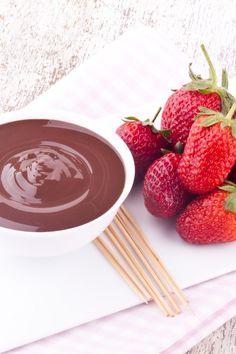 Chocolate Bar Fondue Recipe