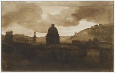 Delacroix in Rome