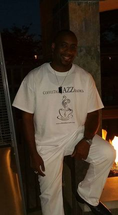 Shout-out to Saxophonist Tony Exum Jr. and the Colorado Springs music family. Thank you for supporting Coffee Talk Jazz Network. Were excited to hear your new music. Get your jazz fit order your CoffeeTalk JAZZ Radio or Magazine T-shirt today. http://www.coffeetalkjazzradio.com/store