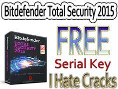 Bitdefender Total Security 2015 Offline Installer And 1 Year/6 Months Serial Key (Legal) - I Hate Cracks