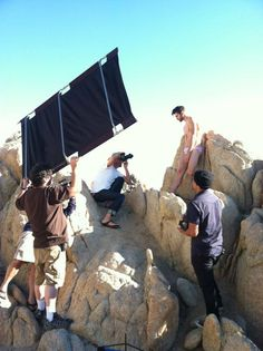 More behind the scenes from Wadley! #MrTurk