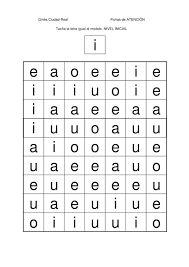 Resultado de imagen para actividades para trabajar la vocal i en preescolar