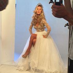 Olivia Jordan (Miss USA) Fadil Berisha, Blair Berisha, Sherri Hill, & Chinese Laundry