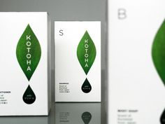 Packaging design for 'Kotoha' Hair & Body Care by T-Square Design Associates Medical Packaging, Skincare Packaging, Cosmetic Packaging, Soap Packaging, Brand Packaging, Organic Packaging, Perfume Packaging, Design Packaging, Bottle Packaging