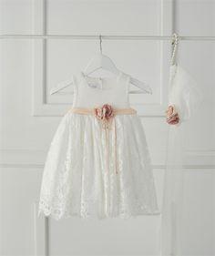 Βαπτιστικό φόρεμα Bambolino για κοριτσάκι, annassecret, Χειροποιητες μπομπονιερες γαμου, Χειροποιητες μπομπονιερες βαπτισης
