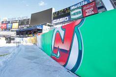 NJDevils  YankeeStadium  StadiumSeries  NYY Stadium Series 508e393ba
