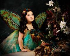 Enchanted Fairy Ware. $200.00, via Etsy.